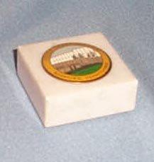 1972 Cedar Crest College, Allentown, Pennsylvania paperweight
