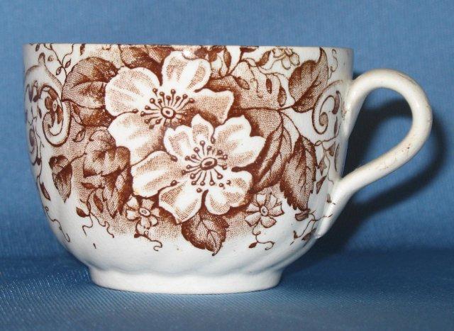 Briar Rose Rococo cup