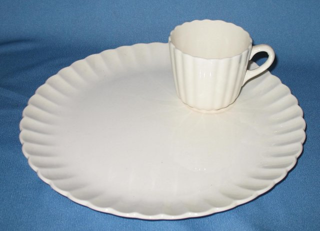 Spode Copeland England luncheon plate and cup