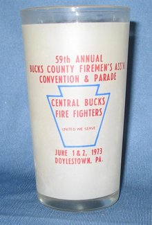 59th Annual Bucks County Firemen's Ass'n. Convention and Parade, Doylestown, PA tumbler