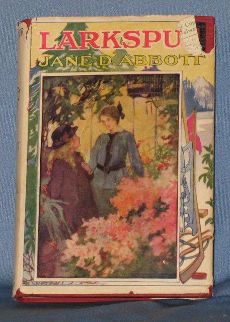 Larkspur by Jane D. Abbott