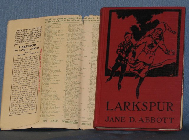Larkspur by Jane D. Abbott