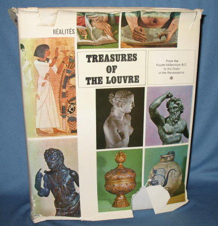 Realites: Treasures of the Louvre, a 2 volume set
