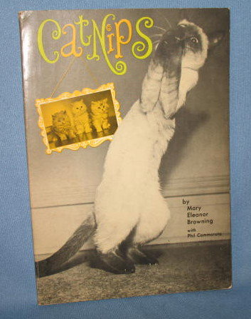 Catnips by Mary Eleanor Browning