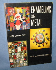 Enameling on Sculpture by Oppi Untracht