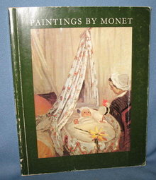 Paintings by Monet, March 15 through May 11, 1975 at The Art Institute of Chicago