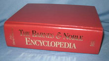 The Barnes & Noble Encyclopedia Based on the Cambridge Encyclopedia edited by David Crystal