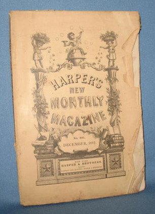 Harper's New Monthly Magazine, December, 1882