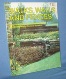 Walks, Walls and Fences by James E. Russel