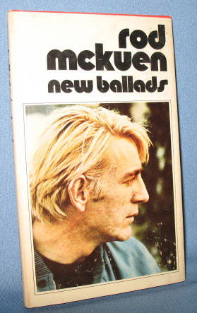 New Ballads by Rod McKuen