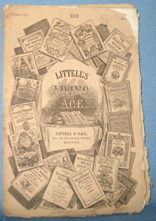 Littell's Living Age, No. 1213, August 31, 1867