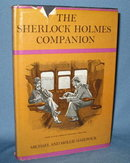 The Sherlock Holmes Companion by Michael and Mollie Hardwick