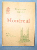 Descriptive Guide of Montreal with Illustrations