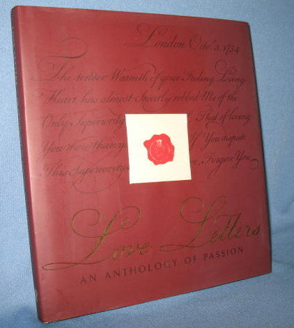 Love Letters: An Anthology of Passion by Michelle Lovric