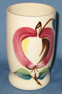 Purinton Apple Tumbler