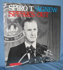 Spiro T. Agnew Speaks Out 33 rpm LP record