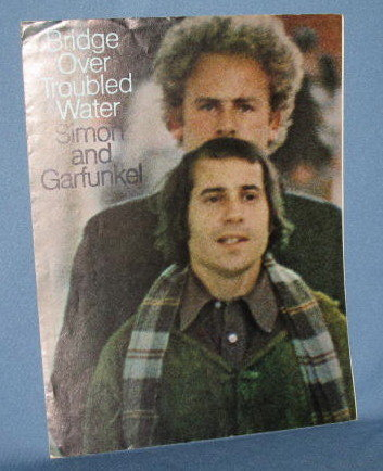 Bridge Over Troubled Water by Simon and Garfunkel sheet music