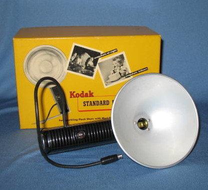 Kodak Standard Flasholder in box