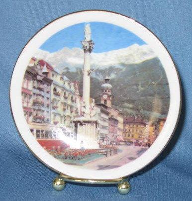 Winterling Schwarzenbach cup plate