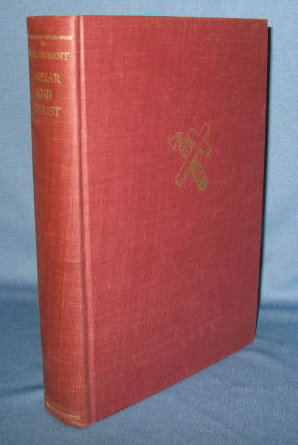 Caesar and Christ by Will Durant, The Story of Civilization volume 3