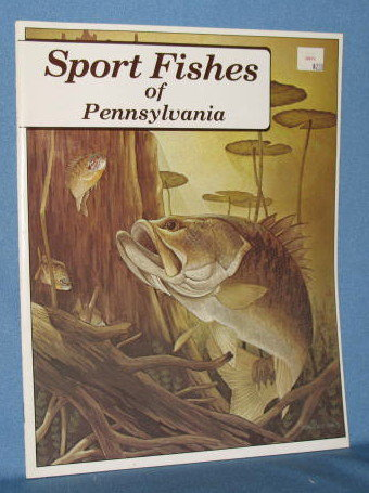 Sport Fishes of Pennsylvania by Larry L. Shaffer
