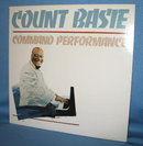 Count Basie: Command Performance 33 RPM LP  record