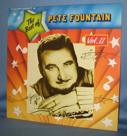 The Best of Pete Fountain Vol. II 33 RPM LP  record