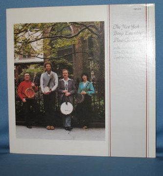 The New York banjo Ensemble Plays Gershwin  33 RPM LP  record