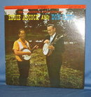 The Sensational Twin Banjos of Eddie Adcock and Don Reno 33 RPM LP  record