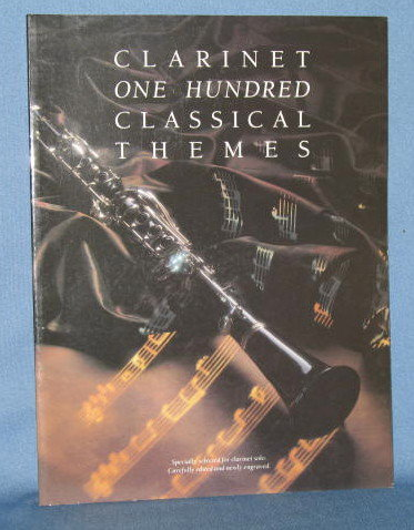 Clarinet One Hundred Classical Themes