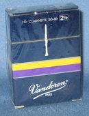 Vandoren Clarinette SiB-Bflat 2 1/2 reeds