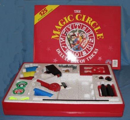The Magic Cirlce Deluxe Box of Tricks