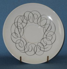 Rosenthal/Continental China Script saucer