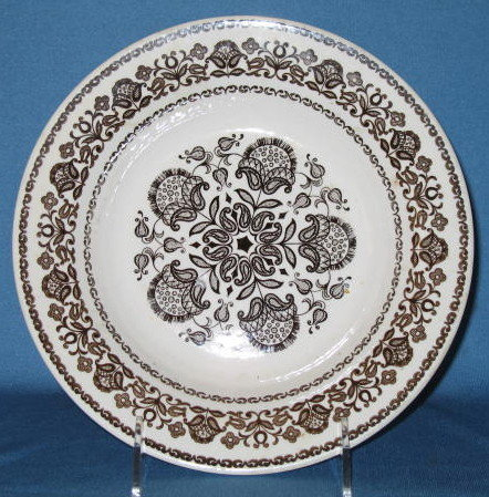 Royal Wellesley round soup bowl