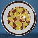 Nikko Poppy round platter