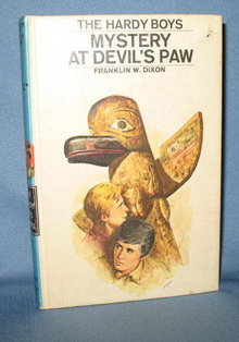 The Hardy Boys Mystery at Devil's Paw  by Franklin W. Dixon