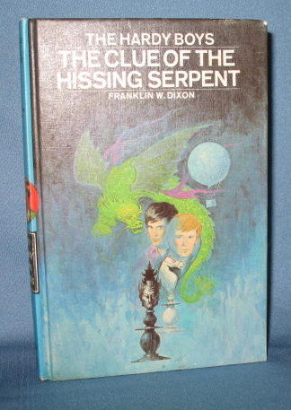 The Hardy Boys The Clue of the Hissing Serpent by Franklin W. Dixon