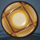 Vernon Kilns Organdie round platter