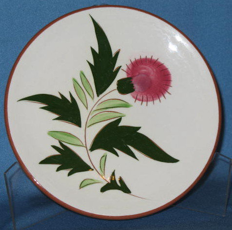 Stangl thistle bread/butter plate