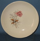 Canonsburg Royal Rose soup bowl