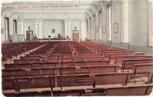 Chapel, Keystone State Normal School, Kutztown , PA  color postcard