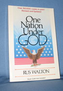 One Nation Under God by Rus Walton