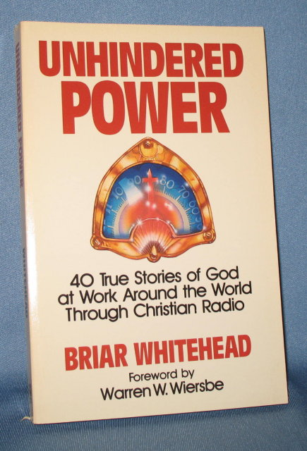 Unhindered Power by Briar Whitehead