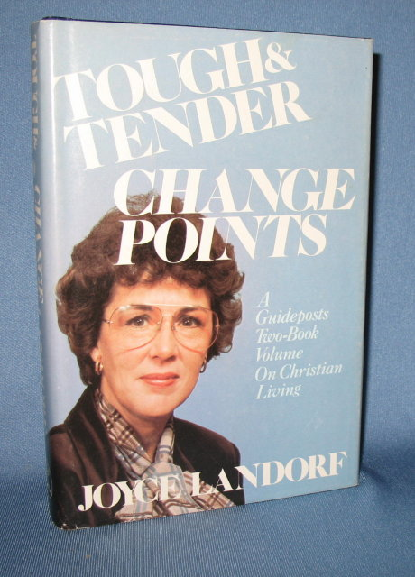 Touch and Tender Change Points by Joyce Landorf