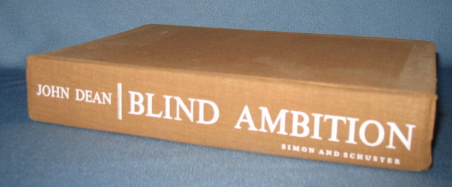 Blind Ambition by John Dean III