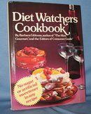 Diet Watchers Cookbook by Barbara Gibbons