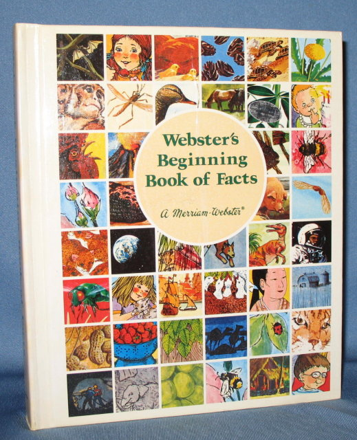 Webster's Beginning Book of Facts