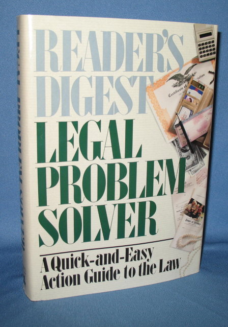Reader's Digest Legal Problem Solver
