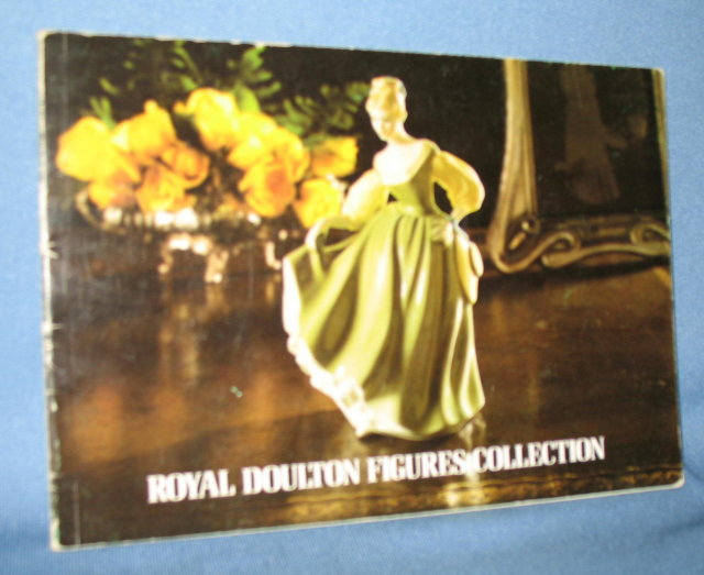 Royal Doulton Figures Collection,  Figure Collector's Book No. 14