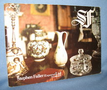 Stephen Faller (Exports) Ltd. 1978 gift catalog
